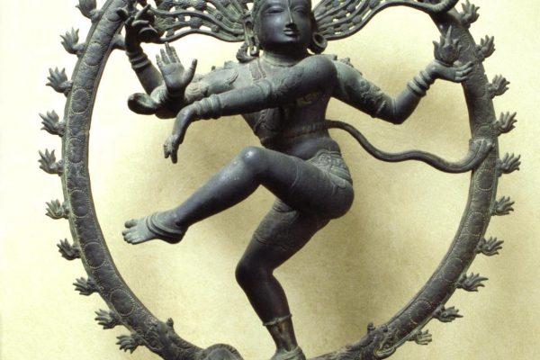 Shiva as Nataraja. India, Chola Dynasty, 13th century
