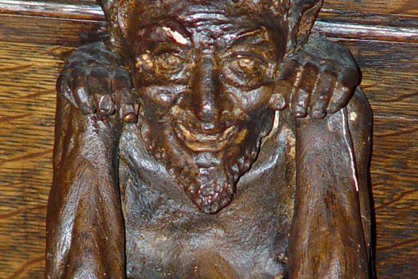 Oak Satyr. Karl von Rydingsvard